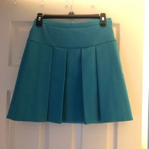 Light Blue J Crew Skirt